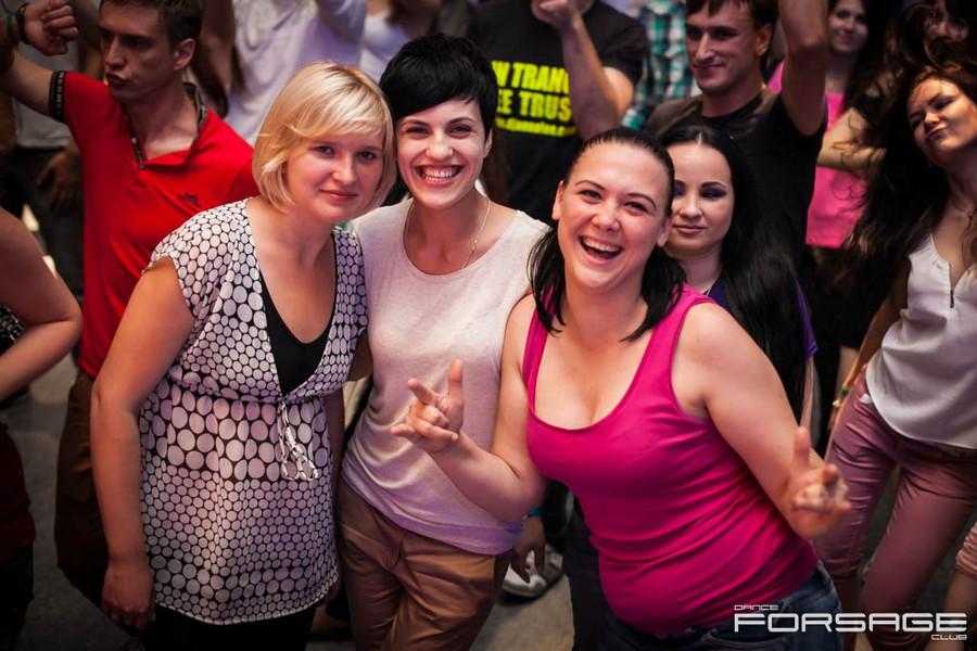Anna Lee birthday party в Forsage