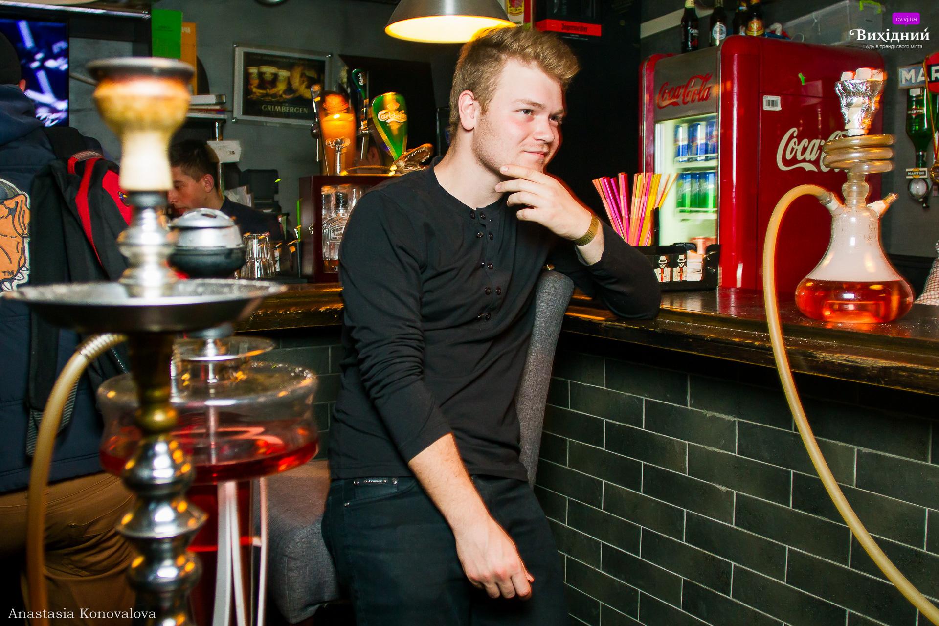 Hookah party @ DRINK-бар «ПОПОЛАМ»