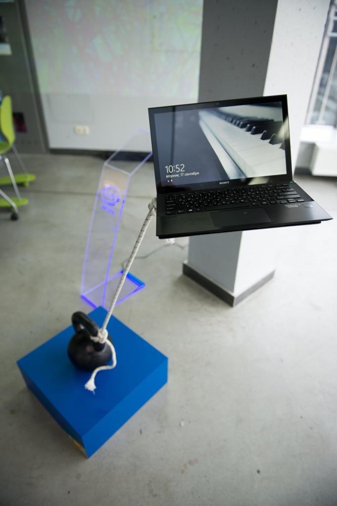 Intel Technological Art Day в Арт-центре Я.Гретера