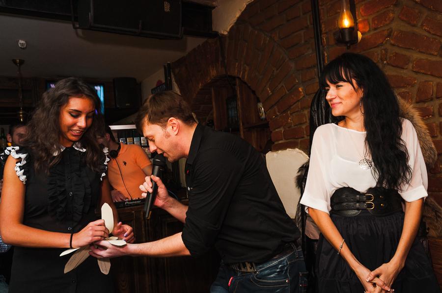 «Hot Ladies Nights» в ресторане «Репортеръ»