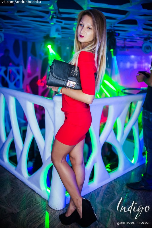 «День рождения MC Рыбика» в клубе «Indigo»