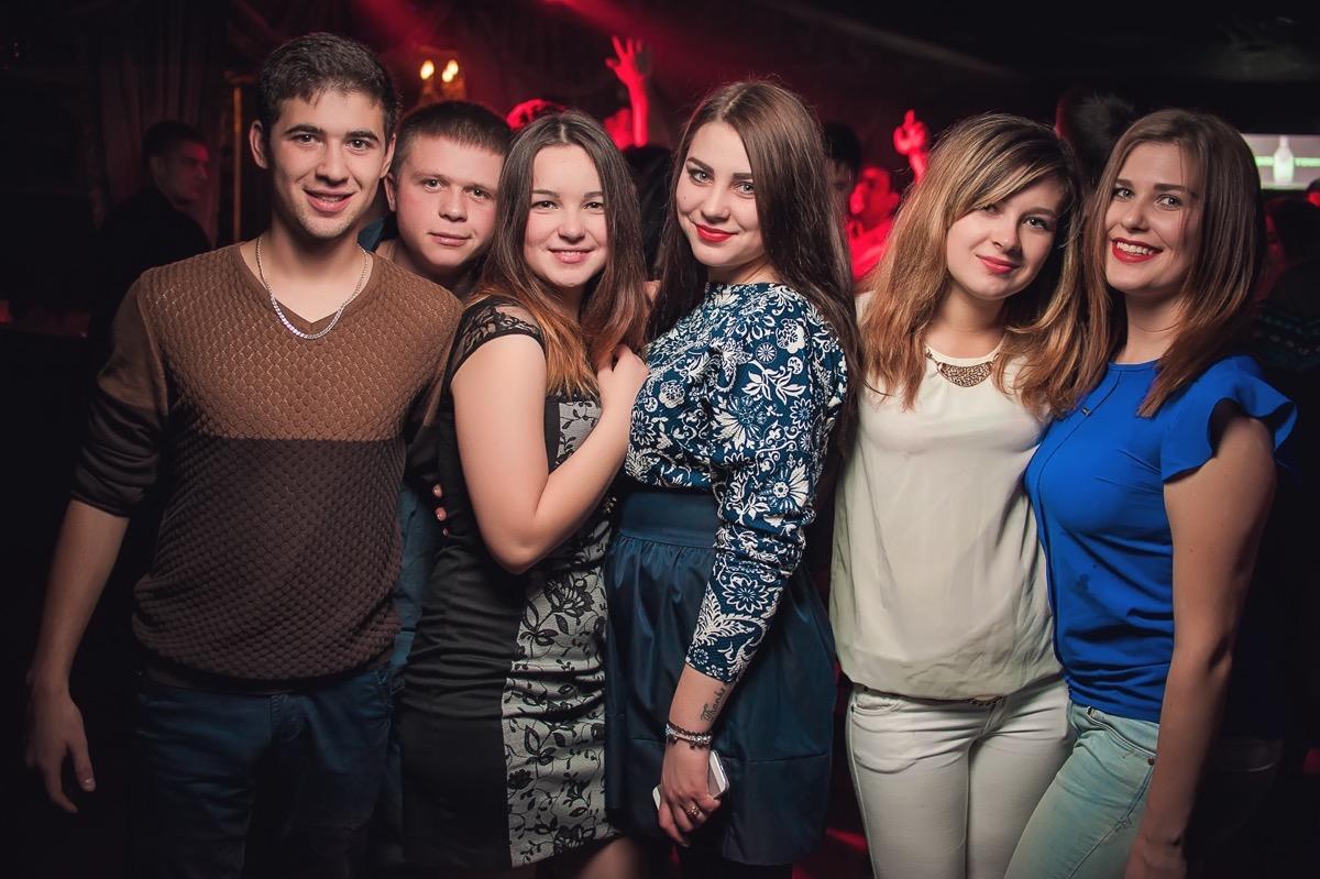 «House Cyclone» в клубе «Saxon»