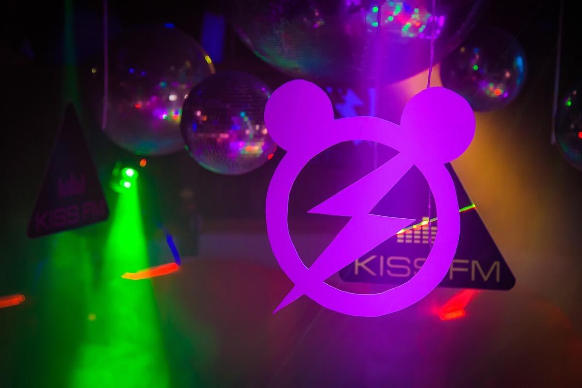 «Electro Glam by KISS FM!» в клубе «Saxon»