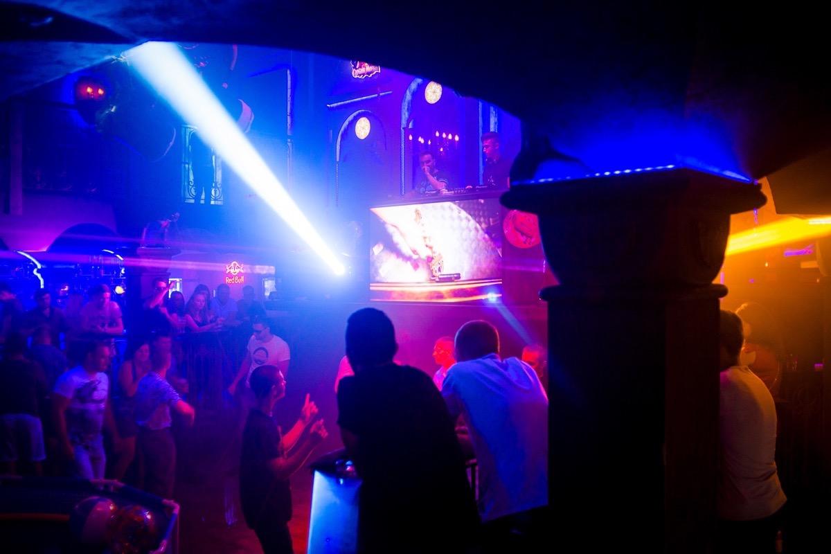 «Kiss Pool Party» в «Saxon»