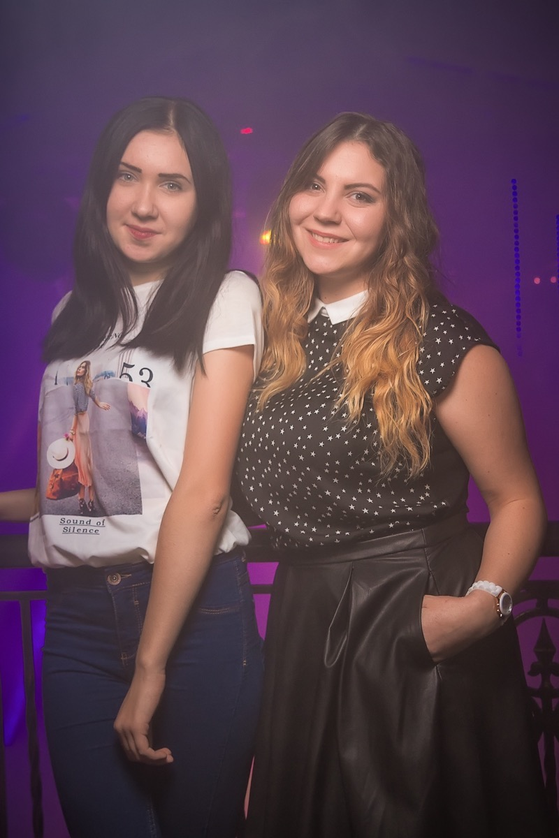 «Rave On. X.» в клубе «Saxon»