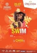 Swim pool party в «City beach club»