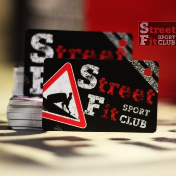 Спортивный клуб «StreetFit»