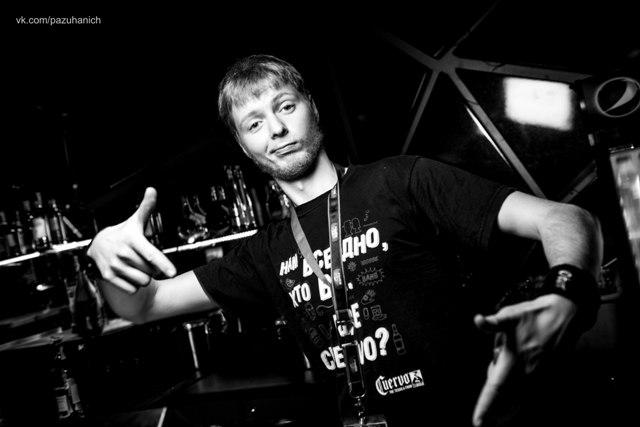 Счастливая суббота с DJ Kovalevsky в «Happy Place»