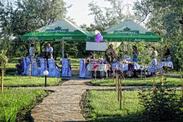 Парк отдыха «Новоселица»