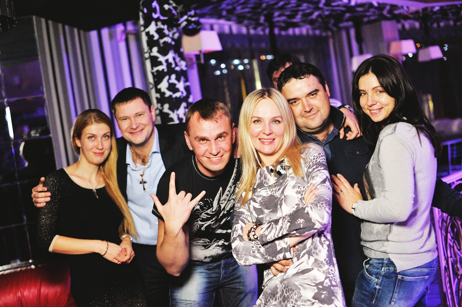 Miss Cocktail November в Karusel club