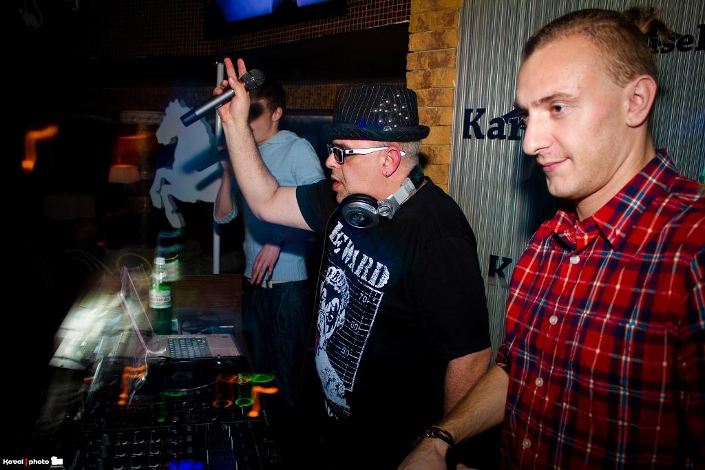 Disco Voyage в KaruseL Club