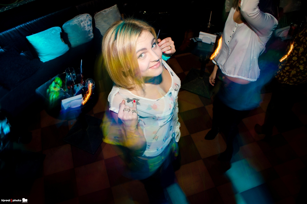 «Lux Party & Real O» в KaruseL club