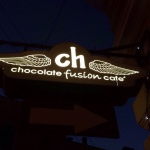 Лаунж-бар «Chocolate Fusion Cafe»