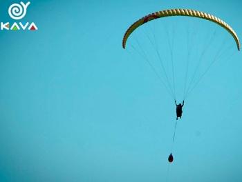 Полеты на параплане с «Kava»