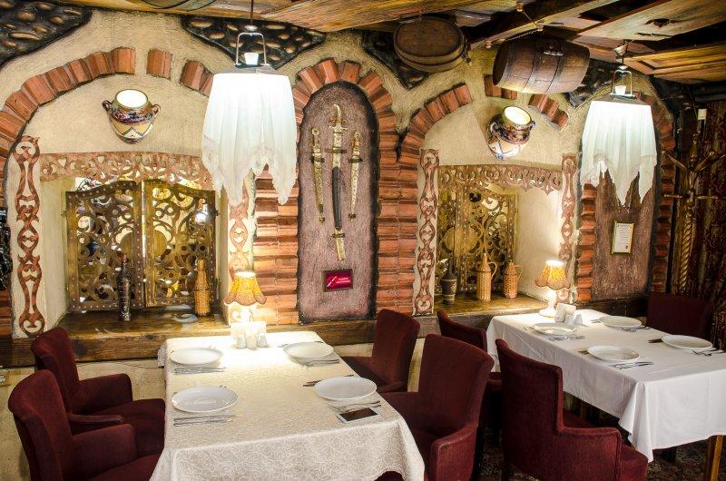 Ресторан «Хинкали»