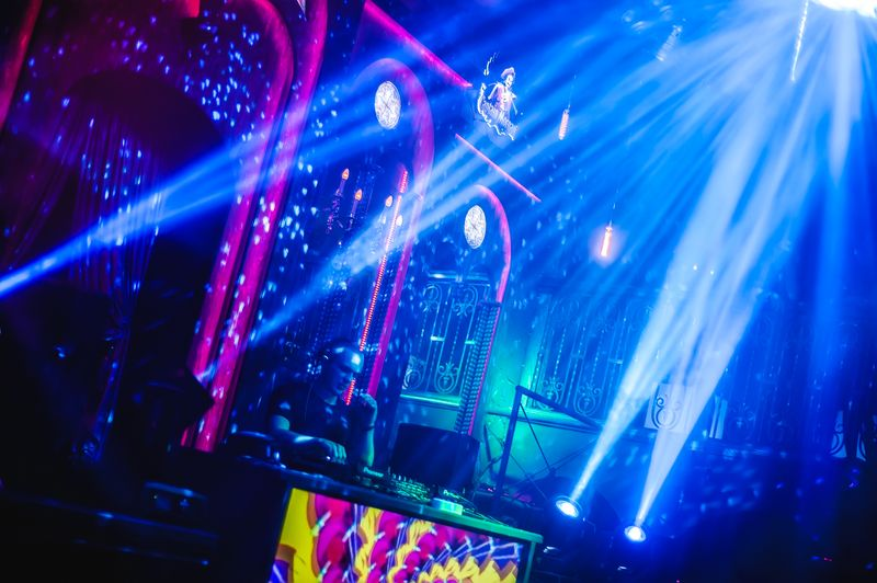 Вечеринка «Esthetic Vibes» в клубе «Saxon»