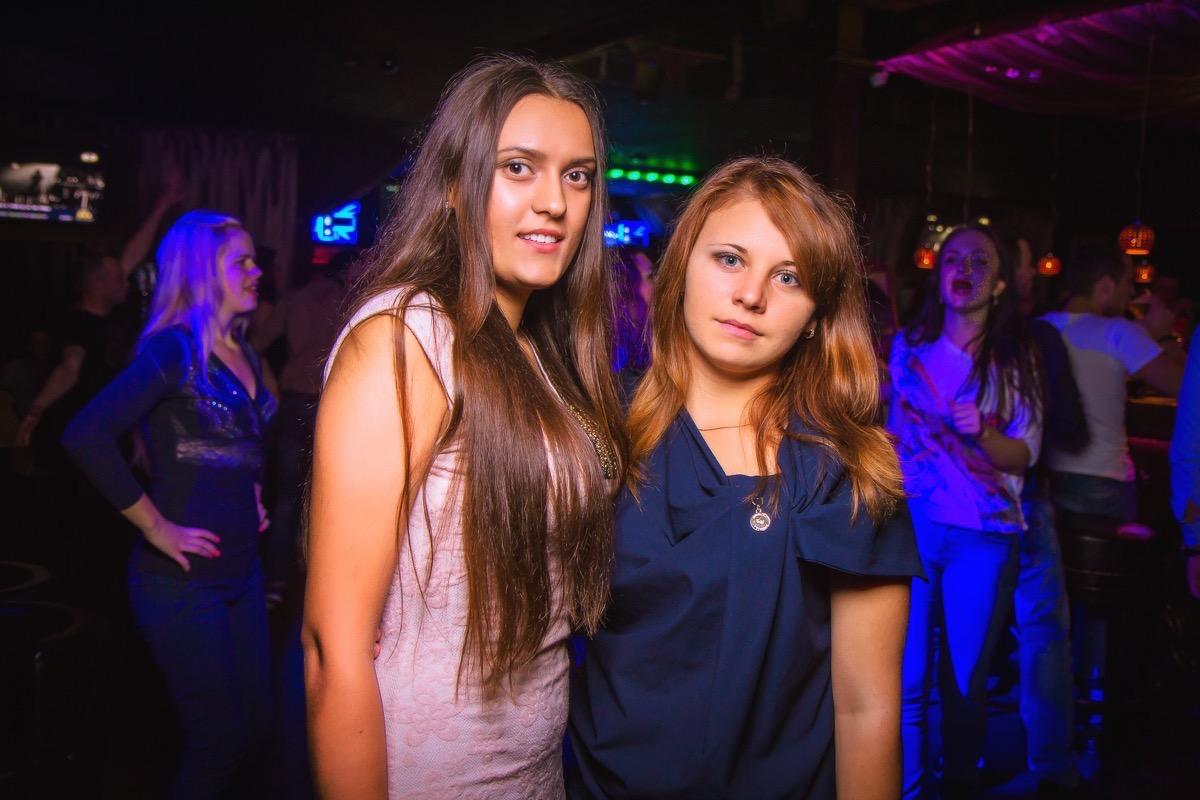 Extreme party в Saxon
