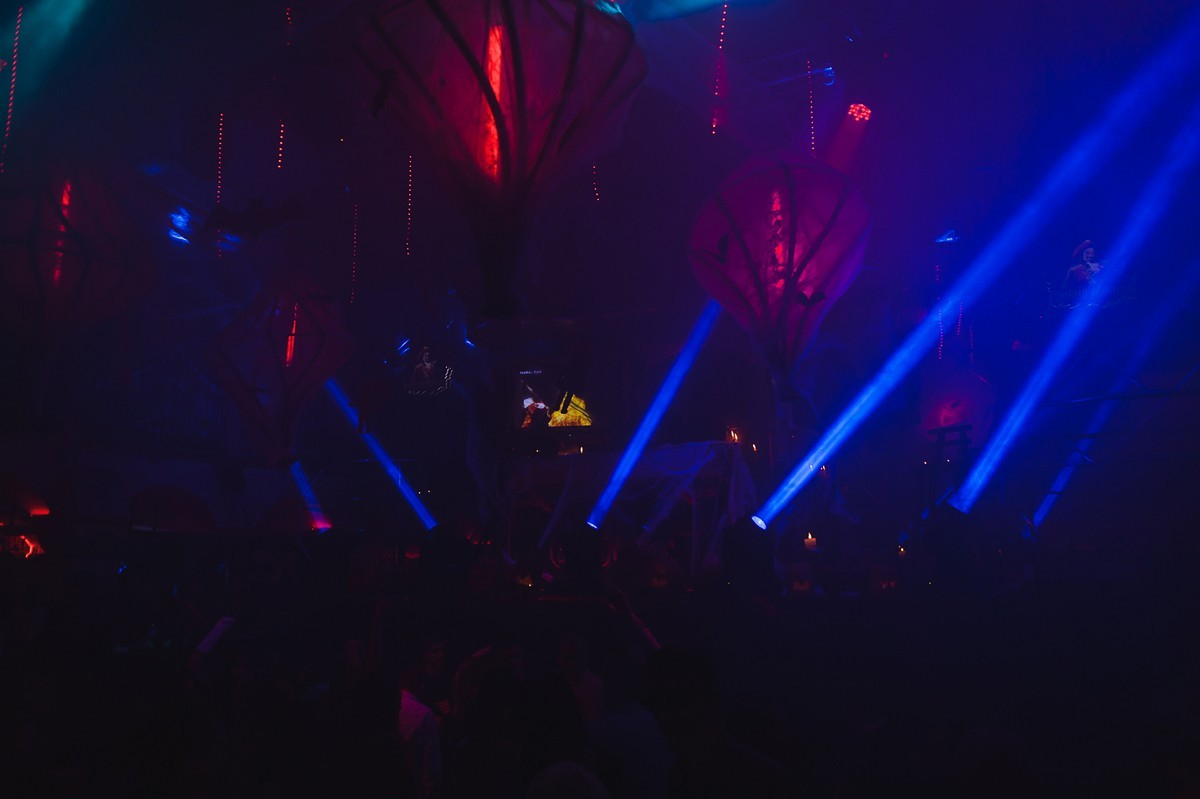 «VooDoo Cult» в клубе «Saxon»