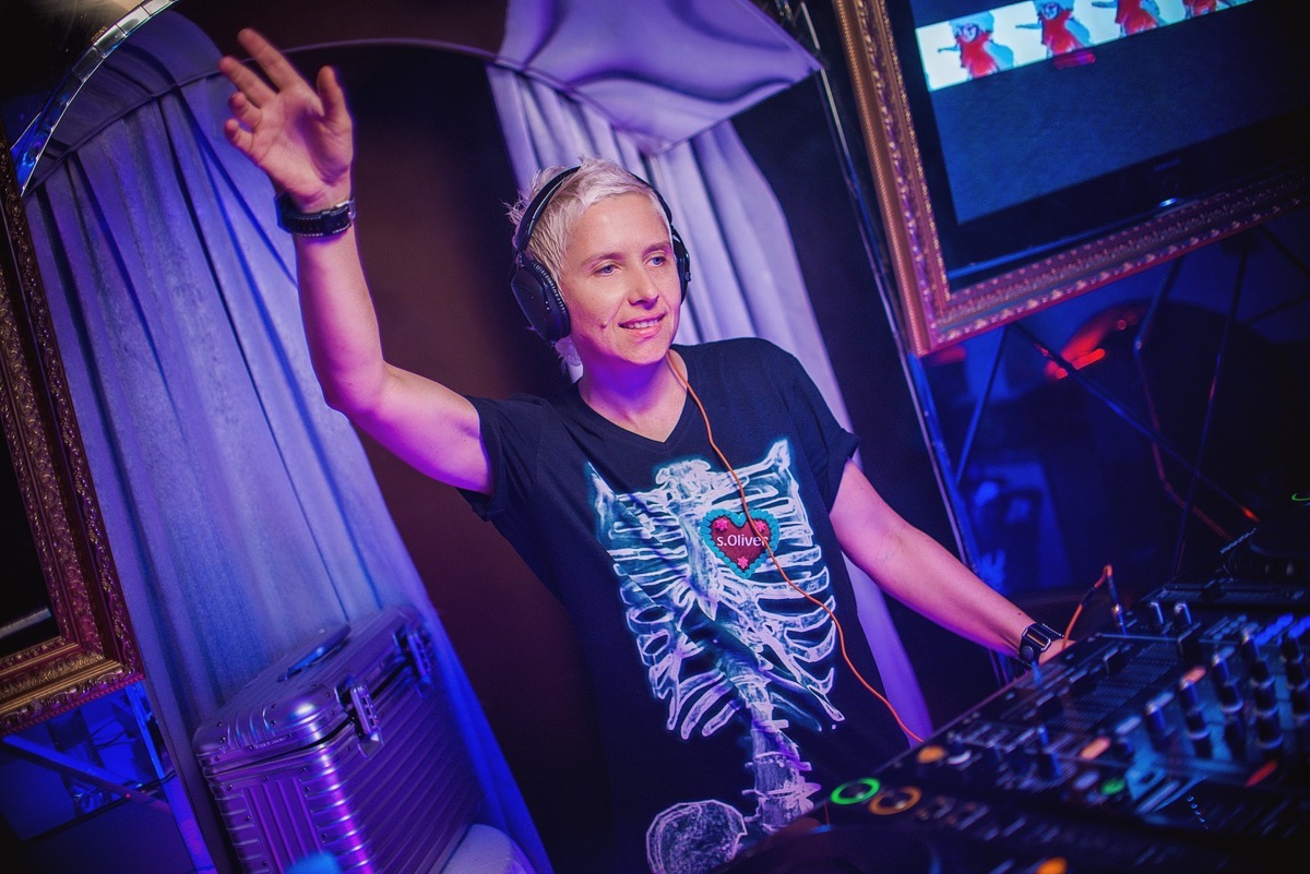 «Trance. Made In Ukraine!» в клубе «Saxon»
