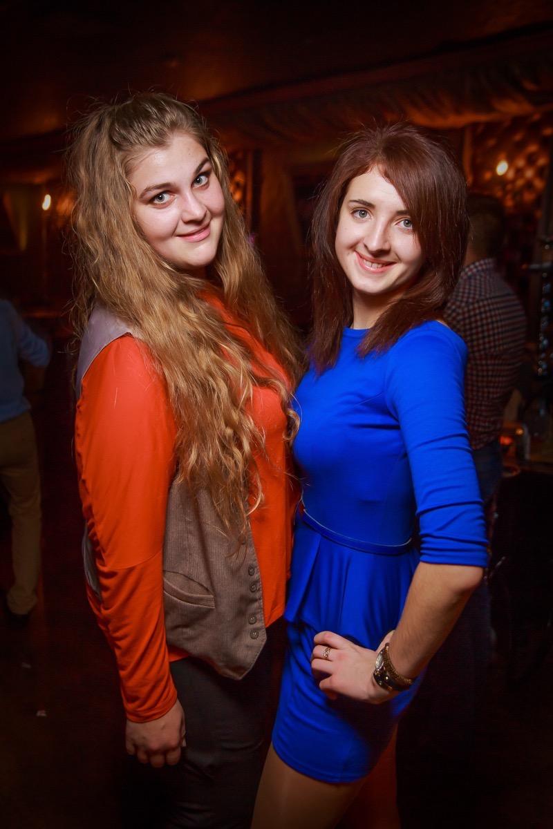 Феромон шоу. F*cking Princess Party в Saxon