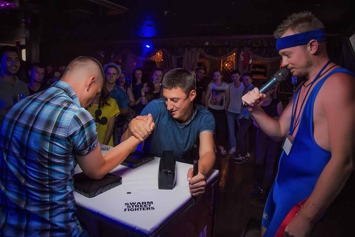 «Power Pop» в клубе «Saxon»
