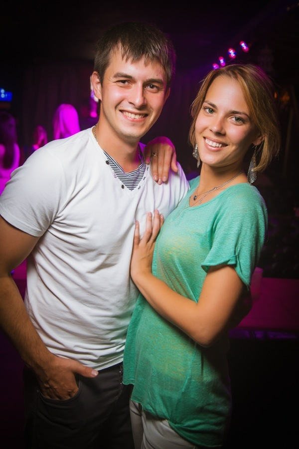 Party Hard в Saxon