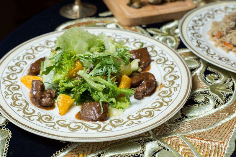Ресторан «Тюбетейка на Тарасовской»
