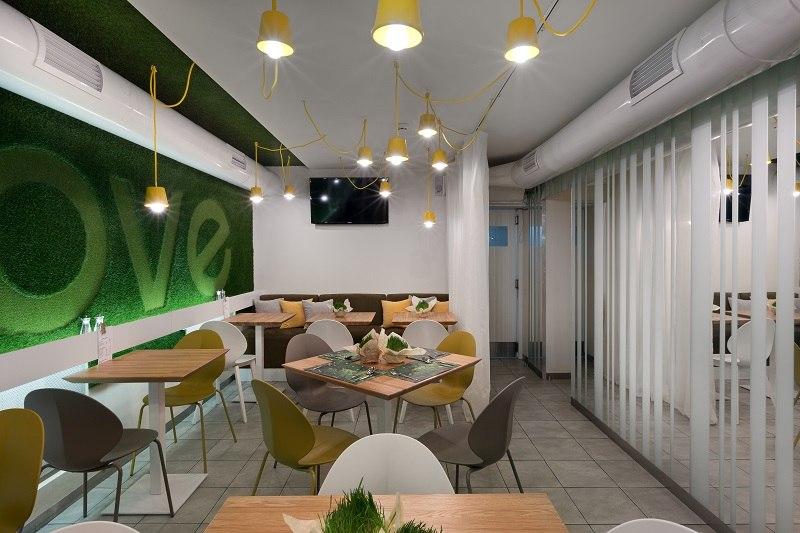 Лаунж - кафе «ILive»
