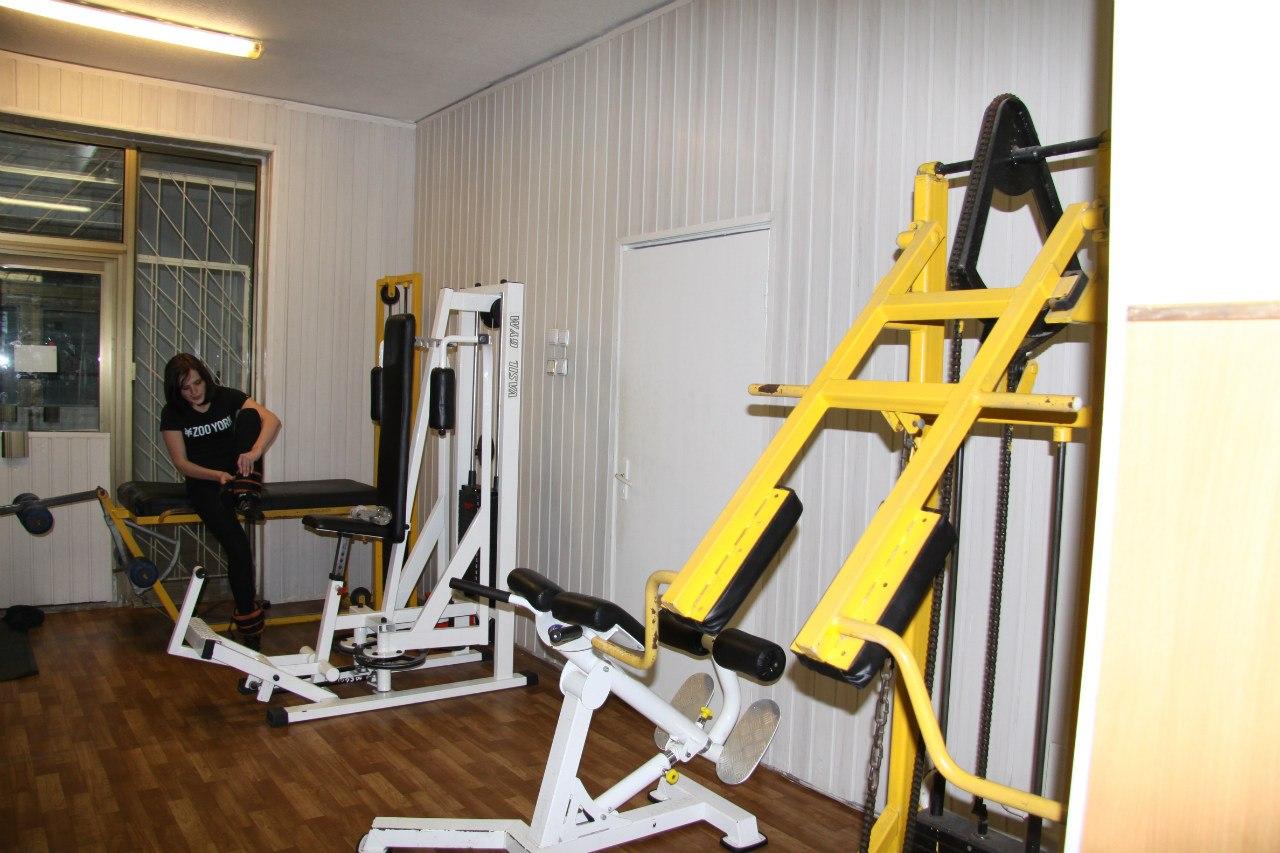 Тренажерный зал «Атлетизм»